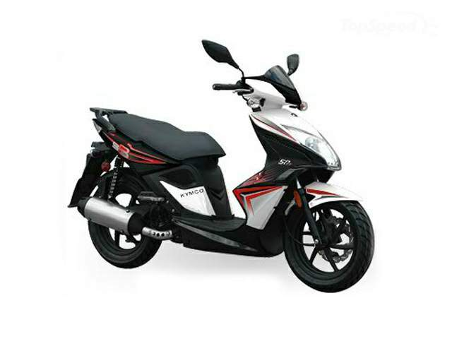 KYMCO Kymco Super 8 50 technical specifications